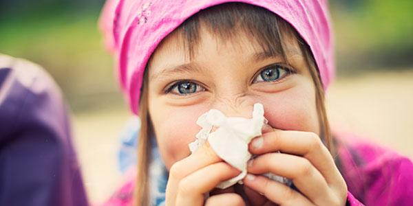 Allergien - Kraftvolle natürliche Heilmittel aufgedeckt
